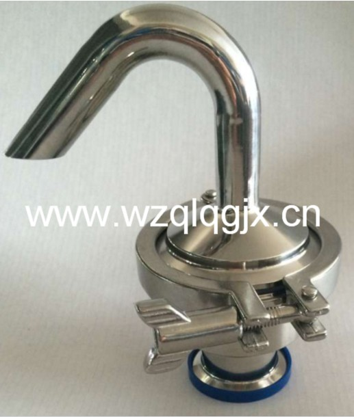 New Food Grade Stainless Steel Air Release Valve