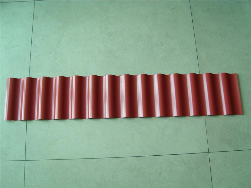 Galvanized Steel Corrugated Metal Sheet Building Material