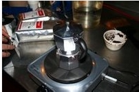 2/4/6cups Mocha Pot Coffee Machine