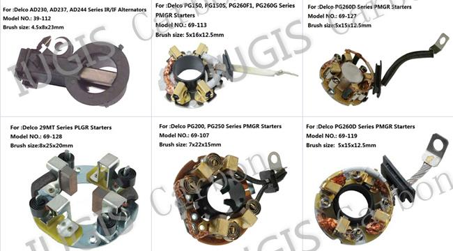 69-8311 Electric Motor Brush Holder for Starter