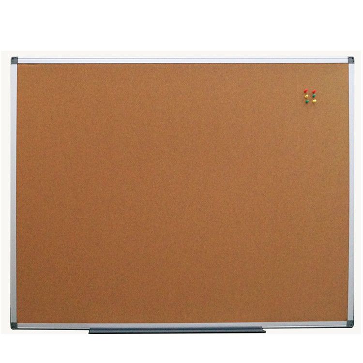 New Design Push Pins and Fabric Cork Boards Whiteboard Notice Board