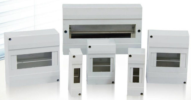 Wall Mount Type Distribution Box with Good Waterproof