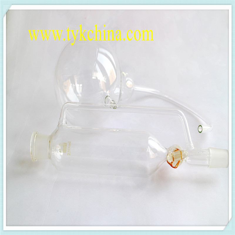 Huge Size Tank Flask for Laboratory by Borosilicate Glass