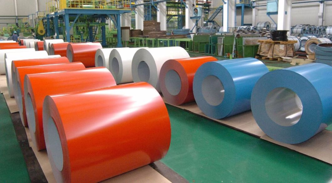 Hot Dipped Galvanized Steel Gi Coil 1.4*1200mm for Roofing Factory Price