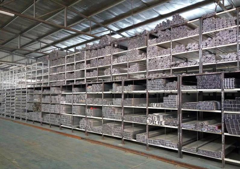 Wholesales Decorative Aluminum Extruded Tube
