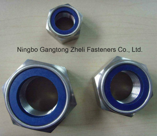 DIN985 Nylon Lock Nuts for Industry
