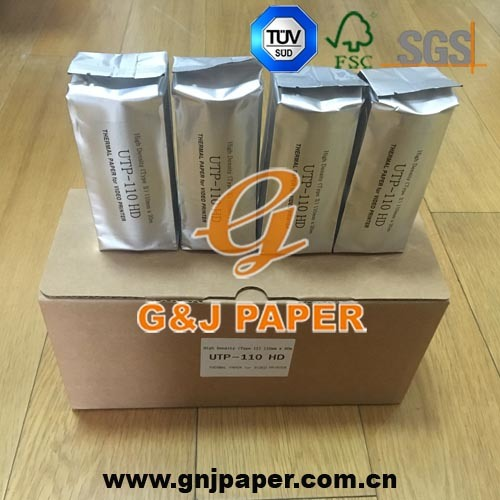 Upp 110HD Thermal Ultrasound Paper for Medical Video