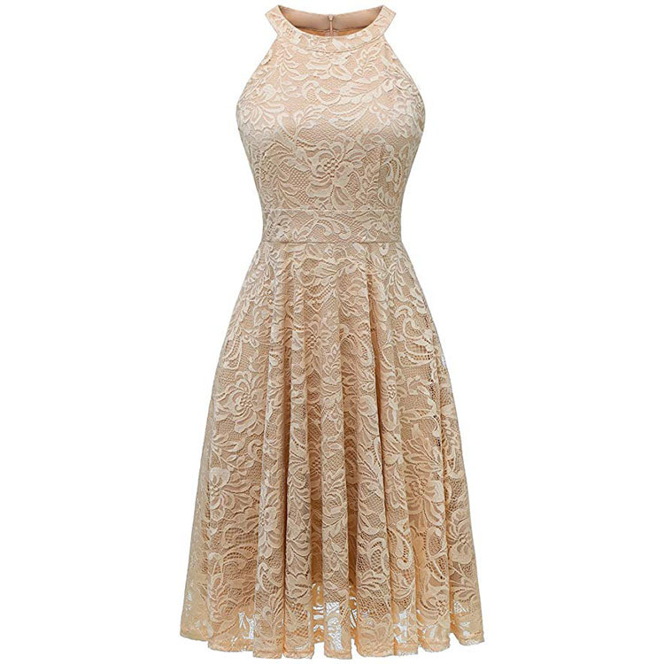 New Sleeveless Dress