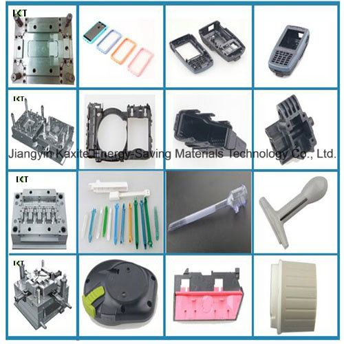 High Precision Plastic Injection Molds Spare Parts Mould Customized