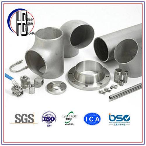 Stainelss Steel Butt Weld Fittings Pipe Fittings Ss304 316