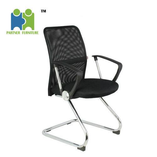 (KDAER) Metal Footrest Soft Mesh Chair
