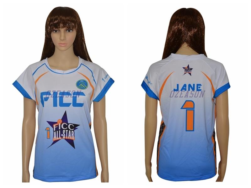 Ozeason Discount Full Dye Sublimation Polo Collar Sleeveless Volleyball Uniforms