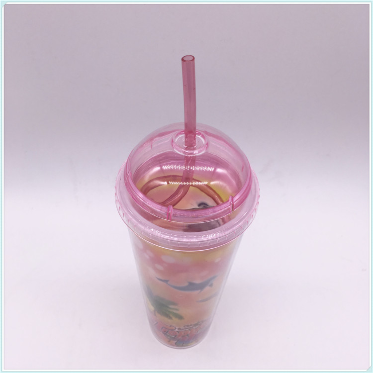 Cheapest Excellent Reusable Plastic Juice Cup