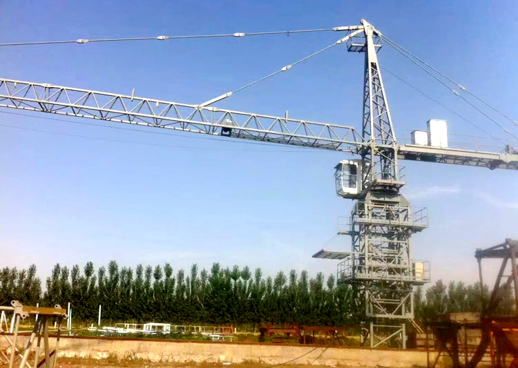 Metro Topless Tower Crane