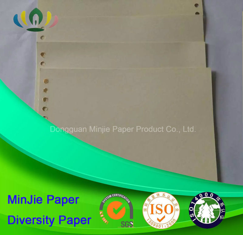 Ivory Color Anti-Curled Smooth Printing Blank Cardboard
