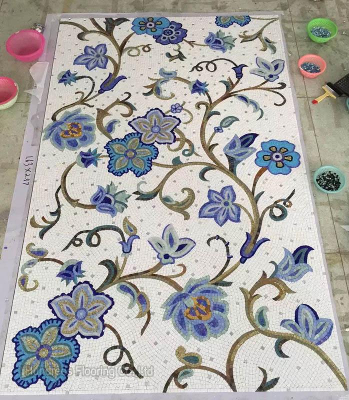 Mural Mosaic Pattern Art Mosaic (HMP901)