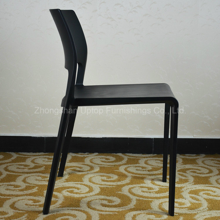 Modern Outdoor Stacking Plastic Restaurant Chair (SP-UC512)