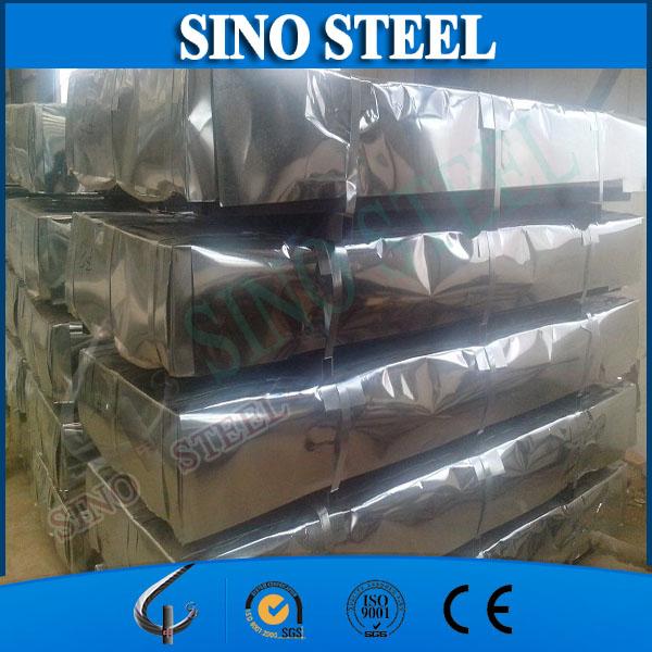 Gl G550 Galvalume Corrugated Steel Roofing Sheet