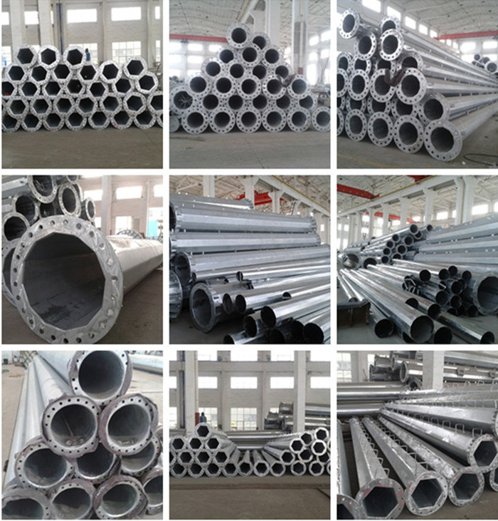 Big Steel Tubular Pole