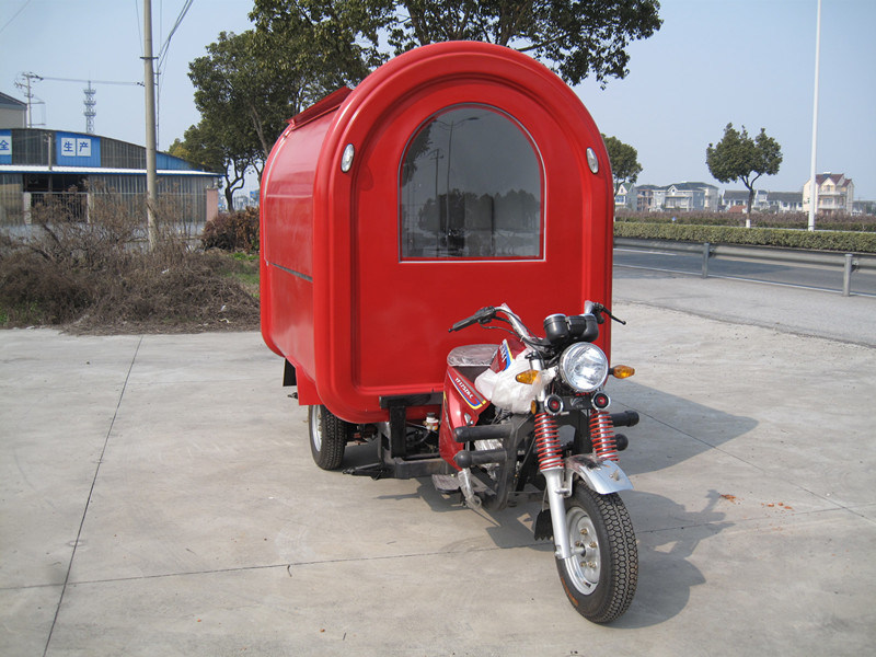 Motorcycle Tricycle Fast Food Carts (SHJ-M360)