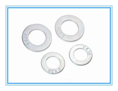 ASTM F436 Flat Washers