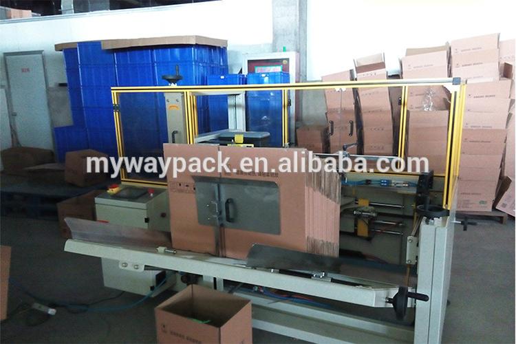 Carton Box Erector Machine
