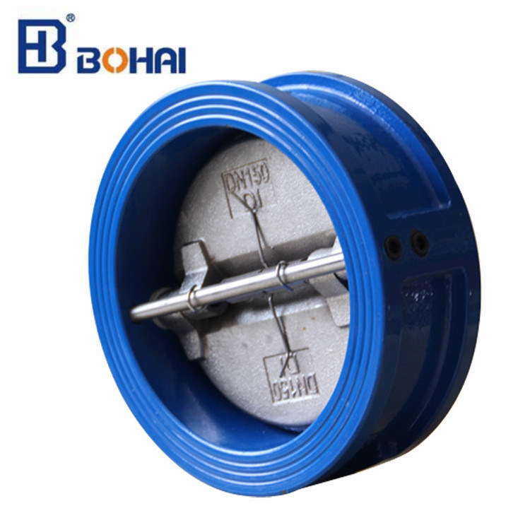 Ductile Iron Dual Plate Check Valve