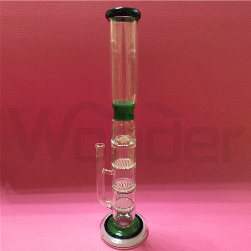 New Design Glass Water Smoking Pipe