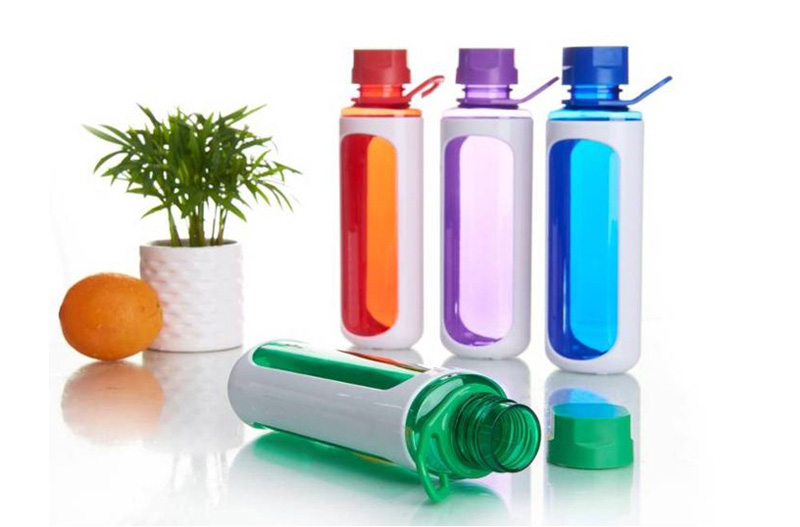 2016 New Design 600ML Plastic Sports Bottle, Tritan Water Bottle, PCTG Drinking Bottle