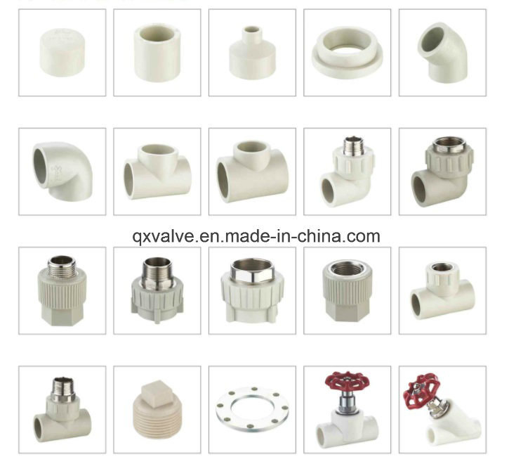 PPR Fittings of Male Threaded Coupling