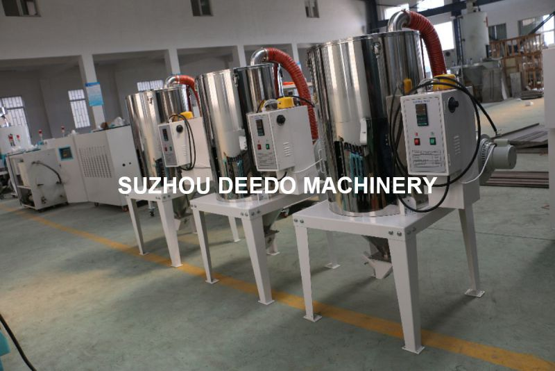 Plastic Pellet Hopper Dryer for Extruder