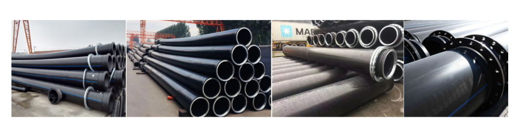 Flanged Joint HDPE Dredge Pipe