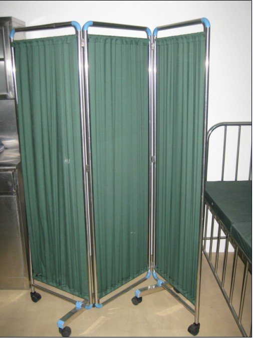 Thr-HS006 Hospital Ward Folding Screen