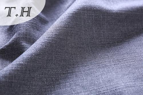 Plain Sofa Cover Linen Looks Chair and Sofa Fabric