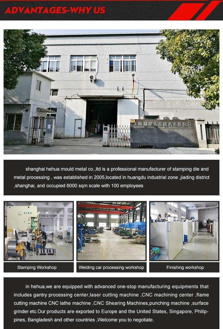 Customized Copper Bronze Alloy Metal Carbon Steel CNC Machine Machining Car Parts