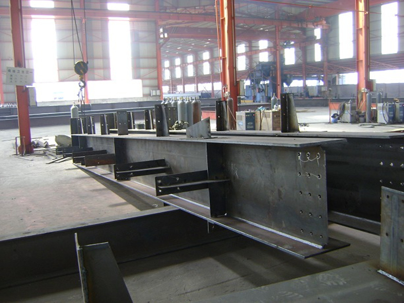 Wide Flange Steel H Beam Construction (CZ-H62)