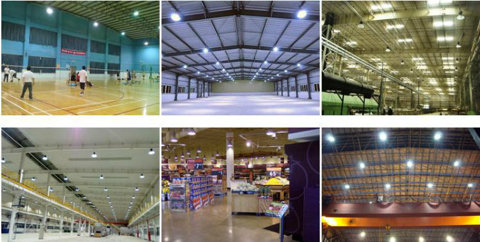 Contemporary Hot-Sale IP65 400W Industrial LED High Bay