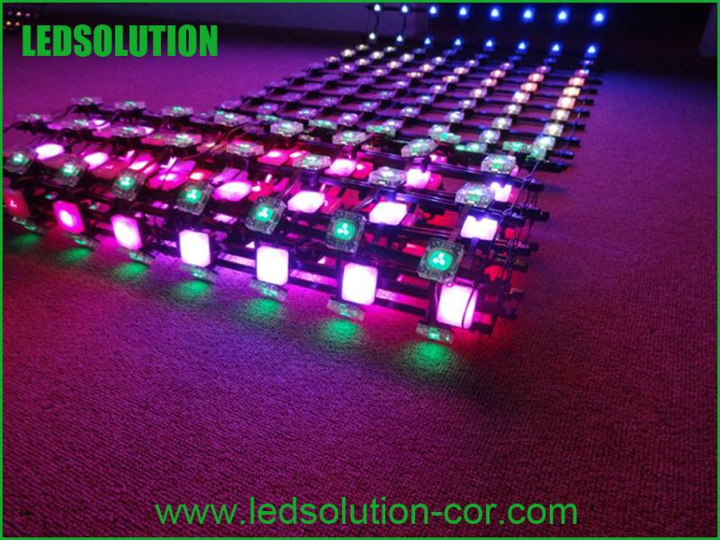 Ledsolution P80 Flexible DOT LED Display