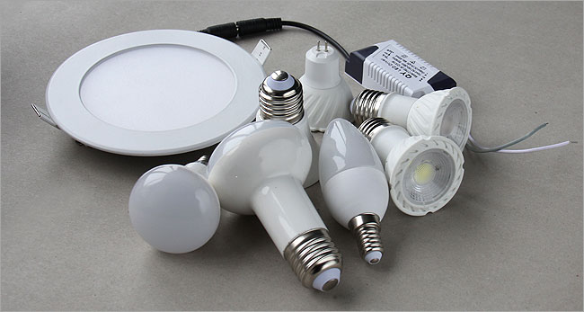 Warm White 110V 12W - 20W Corn LED Lamps