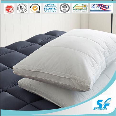 Hangzhou Bedding Factory Fiber Feather Quilted Pillow Set