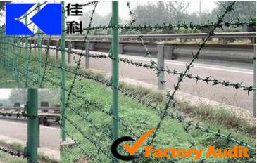 CS-B Single Wire Barbed Wire Machine Supplier