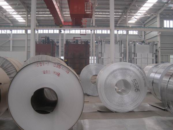 3105 Aluminium Alloy Coil for Construction