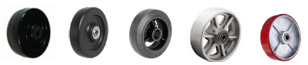 Heavy Duty Fixed 6 Inch Casters