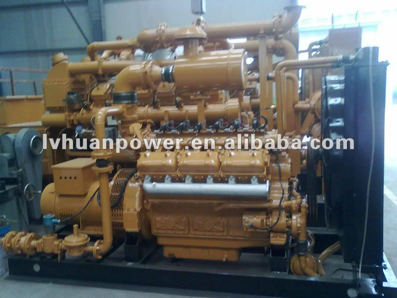 Top Brand Container Type Soundproof Power Generator 1 MW