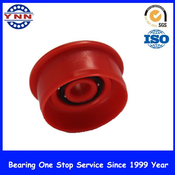 Colorful Plastic Coated Deep Groove Ball Bearings