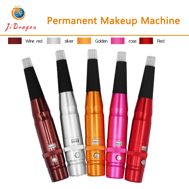 Digh Quality Permanent Makeup Machine Pofessional Digital Eyebrow Tattoo Gun