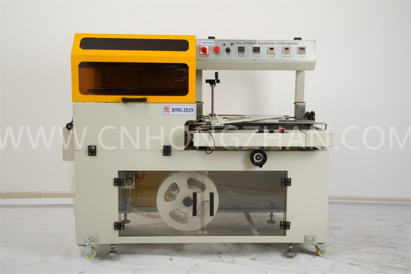 Bsl560A Automatic L-Bar Shrink Wrapping Machine