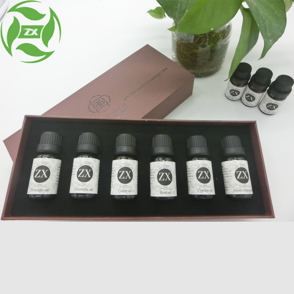 ESENTIAL OIL SET