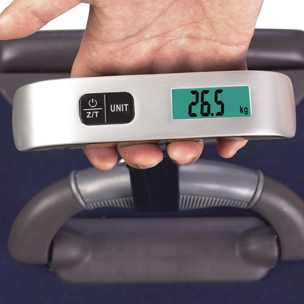 Hanging Luggage Balance Pocket Weight Scale