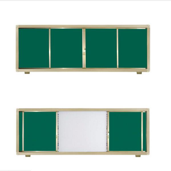 Green Chalk Board for Classroom Teaching